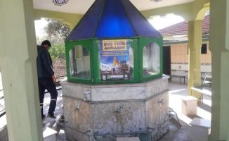 Okul ve camilerde  sular boşa akmayacak