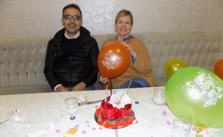 Sürpriz kutlamalar