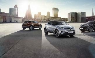 Toyota'nızı Şubat'ta indirimli alın.