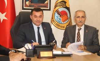 Asansör ve muayene işbirliği protokolü imzalandı
