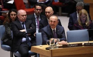 Çavuşoğlu'ndan Avrupalı siyasilere 'ayrılıkçı dil' uyarısı