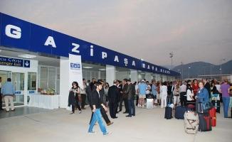 GZP-Alanya Havalimanı desteklerinde değişiklik
