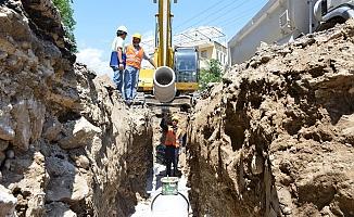 Alanya alt yapısına  222 milyon TL yatırım