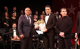 Antalya'da 20'inci yıl konseri