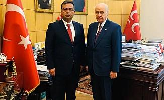 Özbek'ten ittifakı  eleştirenlere cevap