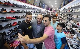 Çavuşoğlu:  Antalya mitingi muhteşemdi