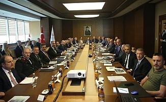 Çavuşoğlu istişare  toplantısına katıldı