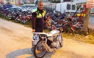 Kurallara uymayan motosikletler mercek altında