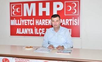 MHP toplandı