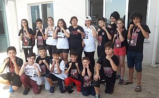 Yaz spor okullarından çeyrek finale çıktılar