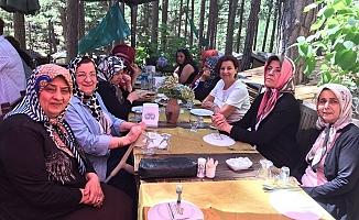 Alanya Kadınları'ndan anlamlı etkinlik