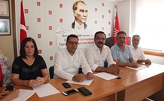 CHP'den mini danışma  kurulu toplantısı