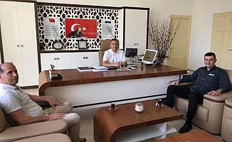 MHP'den eğitim ziyareti