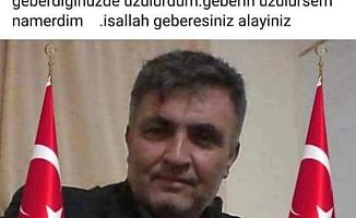Polise hakaret eden  muhtar gözaltına alındı