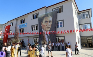 Türktaş ailesi 2'nci okulu yaptırdı