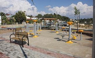 Avsallar'a yeni park müjdesi