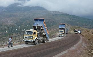 BŞB'den asfalta devam