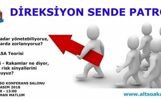 DİREKSİYON SENDE PATRON!