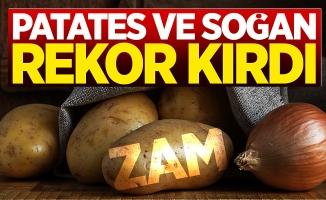 Patates ve Soğan Zamlanıyor