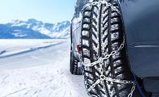 Alanya'da kış lastiği zorunlu değil