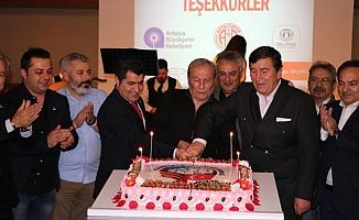 Antalya'da TSYD kaynaşması