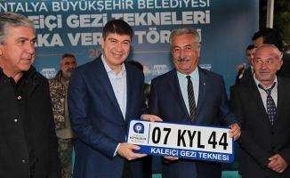Başkan Türel'den Türkiye'de bir ilk daha