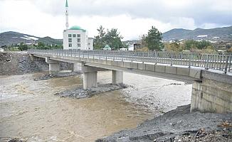 Demirtaş Yenidamlar  Köprüsü tamamlandı