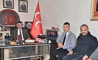 Küreşoğlu'ndan Türkdoğan'a ziyaret