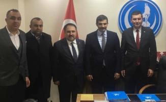 Aksoy ve Türkdoğan Ankara'ya çıkarma yaptı