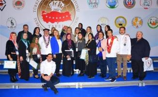 Alanya Mutfağı ANFAŞ  Fuarına damga vurdu