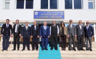 ALTSO'dan Antalya çıkarması