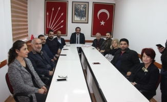 Alanya CHP'de istifa sayısı 12'ye çıktı!