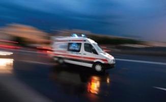 Alanya'daki feci kazada 1 kişi yaralandı