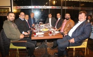 Gazipaşa Millet İttifakı Leman'da gündemi değerlendirdi
