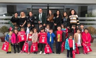 Alanya Bil Koleji Minik Misafirlerini Ağırladı