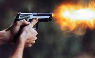 Alanya'da alacak verecek kavgasında silahlar konuştu!