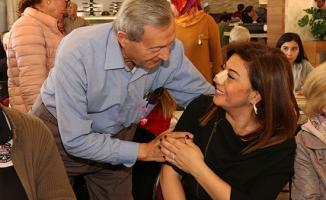 """Ebru Türel: """"Yaşlılarımıza huzurlu bir hayat sunabilmek için çalışıyoruz"""""""
