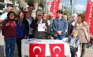 Vatan Alanya'dan Seçmen Bilgilendirme Masası