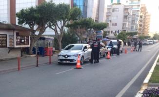 Alanya'da jandarmadan 'Huzur ve Güven' uygulaması