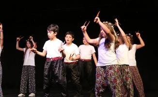 Alanya Uluslararası Çocuk Festivali başladı