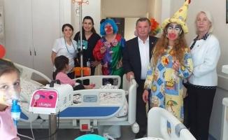 CHP hasta çocukları unutmadı