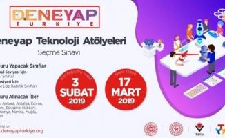 DENEYAP 2019  açıklandı