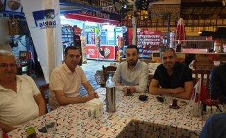 ALSİAD'dan ikinci iftar daveti