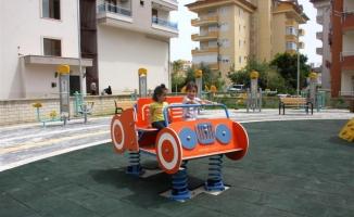 Cumhuriyet Mahallesi'ne yeni park