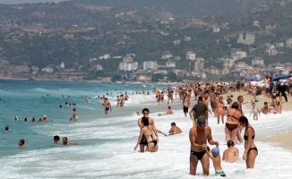 Bayramda 400 bin turist geldi