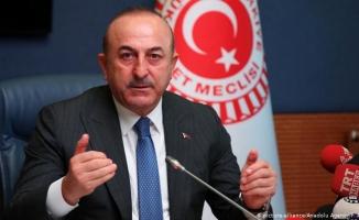 """Çavuşoğlu: """"Geri adım atmayacağız!"""""""