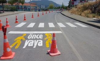 Önce Yaya' projesiAlanya'da başladı