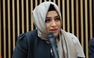 Sena Nur Çelik, yurt dışında Alanya'yı tanıtıyor