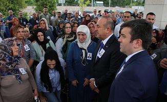 Bakan Çavuşoğlu'ndan son görev!