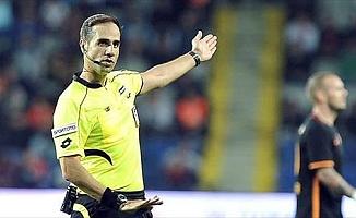 Alanyaspor- Kasımpaşa maçının hakemi belli oldu